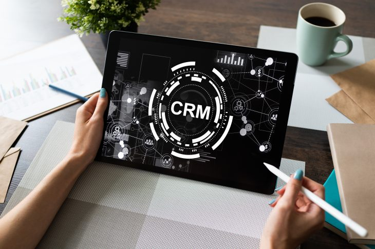 top 5 software CRM