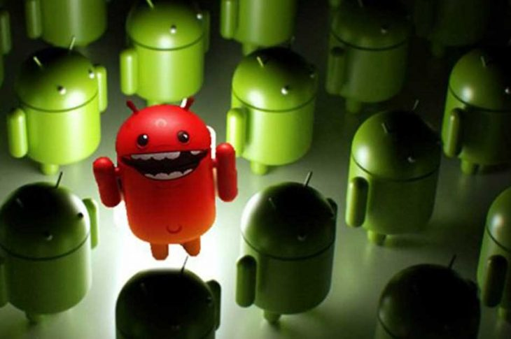 virus per le app android